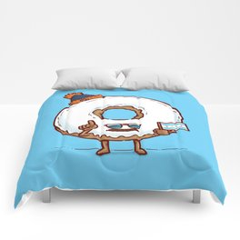 The Chicago Donut Comforters
