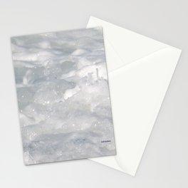 TEXTURES: Laguna Beach Sea Foam #1 Stationery Cards