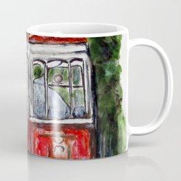 Abandoned Trolley Coffee Mug