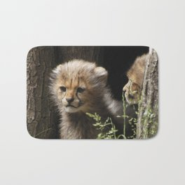 Cheetah_20150905_by_JAMFoto Bath Mat