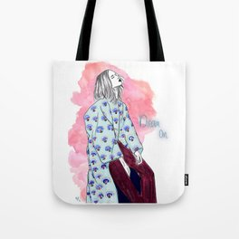 Dream On. Tote Bag