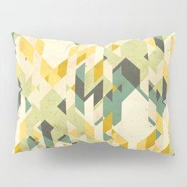 des-integrated tartan pattern Pillow Sham