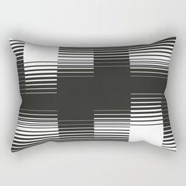 Lines #2 Rectangular Pillow