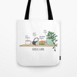 Weekend self-care Tote Bag