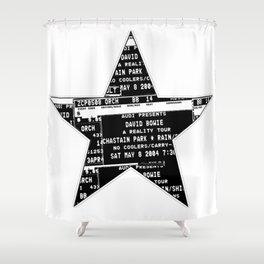 Bowie 2019-1 Shower Curtain