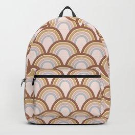 Wave Rainbow Backpack