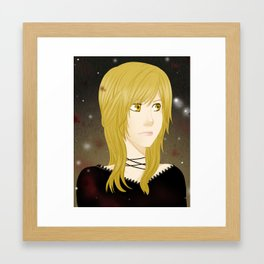 Jayme Framed Art Print