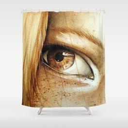 """innocence"" Shower Curtain"