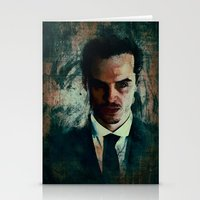moriarty Stationery Cards featuring Moriarty by Sirenphotos