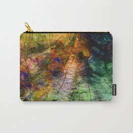 ink in wood Carry-All Pouch