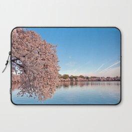 Washington DC Cherry Blossoms Laptop Sleeve