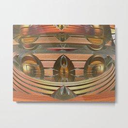 Auditorium Metal Print