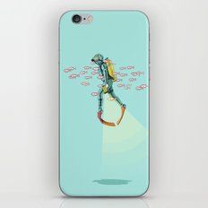 FLOAT - Under the sea iPhone & iPod Skin