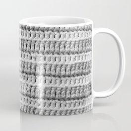 Crochet Texture Coffee Mug