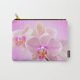 beautiful pink orchid Carry-All Pouch