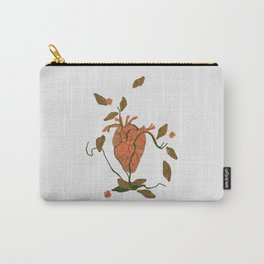 Find My Heart Carry-All Pouch