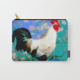 Provencal cock against the background of Van Gogh Carry-All Pouch