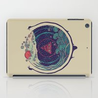 water iPad Cases featuring Water by Hector Mansilla