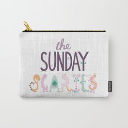 The Sunday Scaries Carry-All Pouch