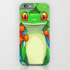 Frankie the Frog iPhone 6s Slim Case