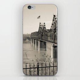 Welcome to Vicksburg 3 iPhone Skin