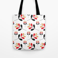 Fall Bloom Tote Bag