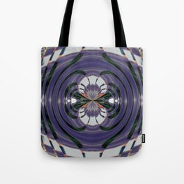 Wart Eye Pattern 7 Tote Bag