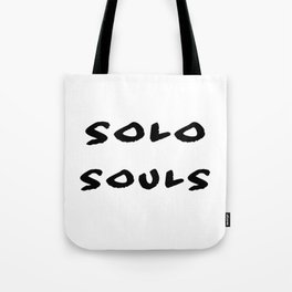 Solo Souls, Clean Tote Bag