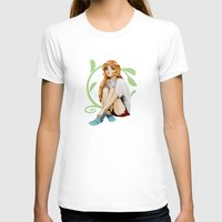 socks T-shirts featuring Socks by ChangingColors