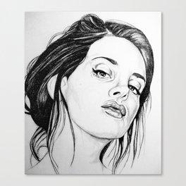 LDR Selfie  Canvas Print