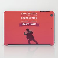 """teen wolf iPad Cases featuring Teen Wolf-""""True Alpha"""" by radruby"""