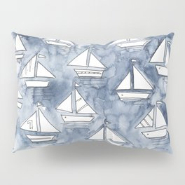 Sail with us! Pillow Sham