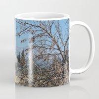 yosemite Mugs featuring Yosemite by Adelaine Phee