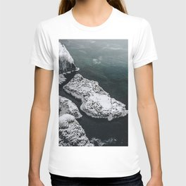 Frozen on the Lake T-shirt