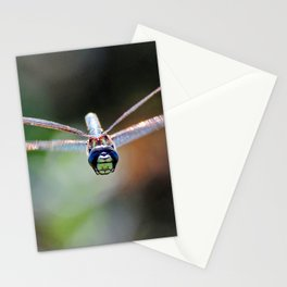 Dragonfly Up Close and Personal (shirt) Stationery Cards