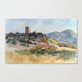 Puivert Canvas Print
