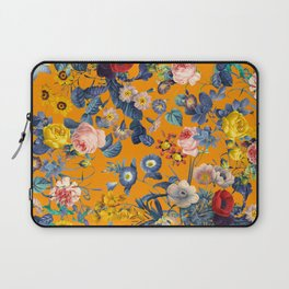 Summer Botanical Garden IX Laptop Sleeve