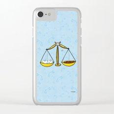 Libra Clear iPhone Case
