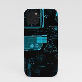Mark 42 HUD iPhone Case