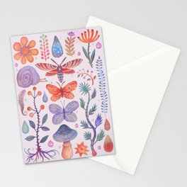 Et coloris natura III Stationery Cards