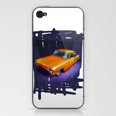 55 Gasser iPhone & iPod Skin