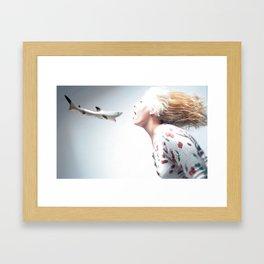 B I T E S™ Framed Art Print