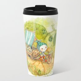 On the Road ! Travel Mug