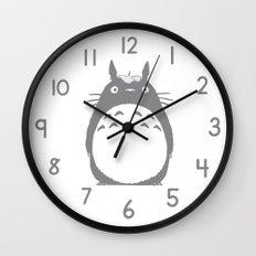 t0t0r0 Wall Clock
