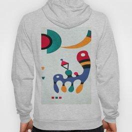 Wassily Kandinsky Composition Hoody