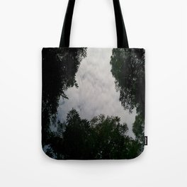 Looking up from the nature pt. 2 Tote Bag
