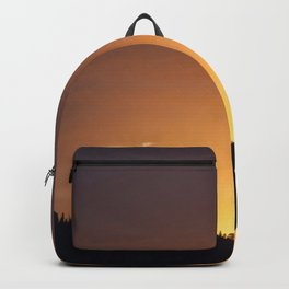 Golden Glow of Sunset Backpack