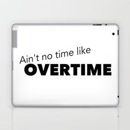 Overtime Laptop & iPad Skin