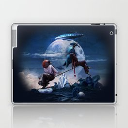 Full Moon Laptop & iPad Skin