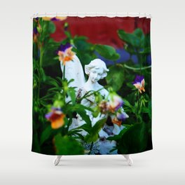 Floral Fae Shower Curtain